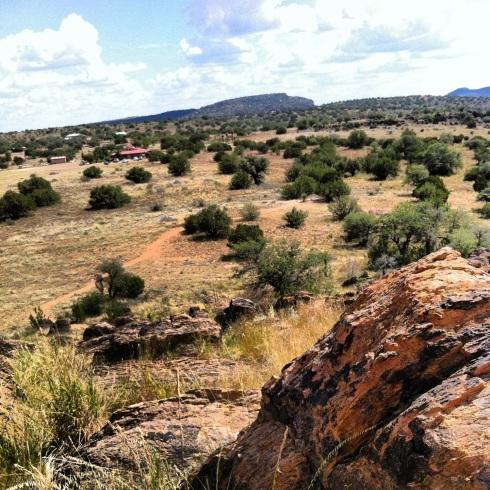 One-mile hike